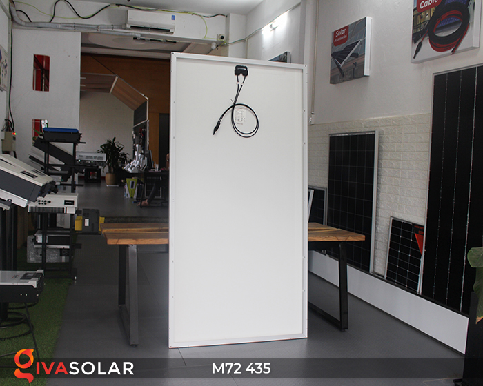Tấm pin mặt trời công suất lớn M72 - 435W 16
