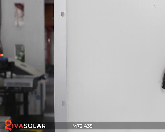 Tấm pin mặt trời công suất lớn M72 - 435W 18