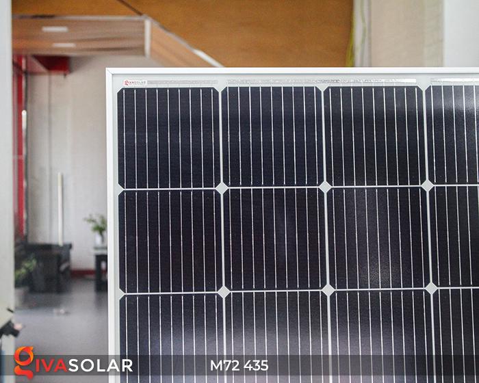 Tấm pin mặt trời công suất lớn M72 - 435W 6