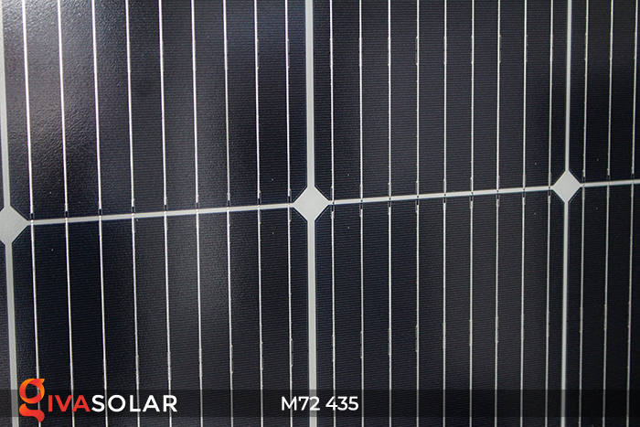 Tấm pin mặt trời công suất lớn M72 - 435W 7