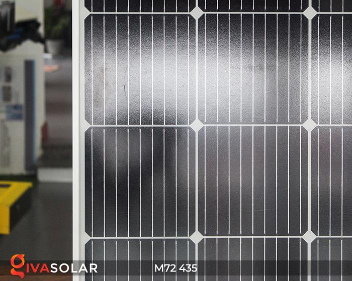 Tấm pin mặt trời công suất lớn M72 - 435W 8