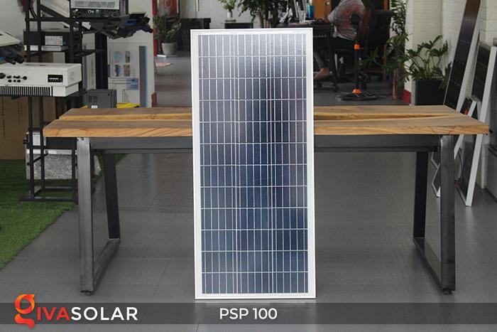 Pin năng lượng mặt trời Poly PSP-100W 1