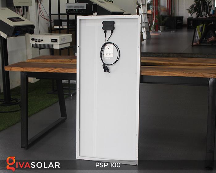 Pin năng lượng mặt trời Poly PSP-100W 10