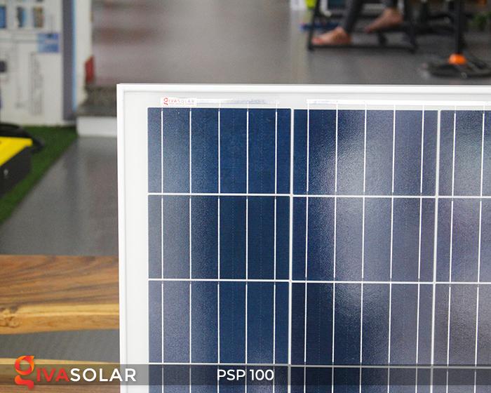 Pin năng lượng mặt trời Poly PSP-100W 3
