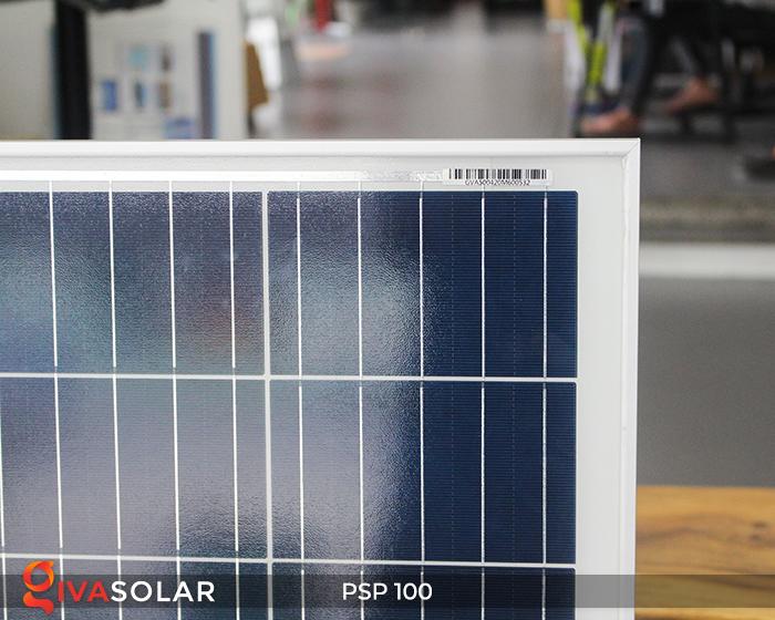 Pin năng lượng mặt trời Poly PSP-100W 5