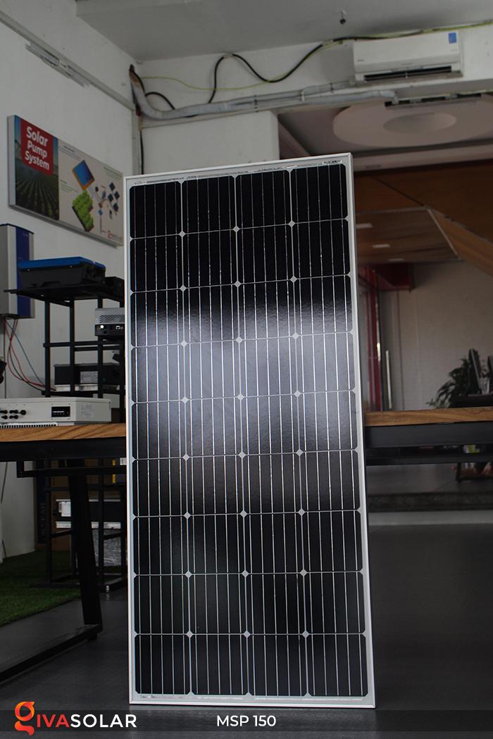 Tấm pin quang điện MONO MSP-150W 12