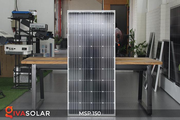 Tấm pin quang điện MONO MSP-150W 2