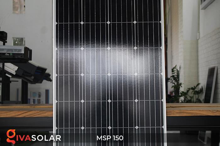 Tấm pin quang điện MONO MSP-150W 3
