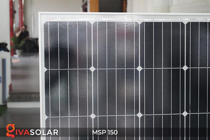 Tấm pin quang điện MONO MSP-150W 4