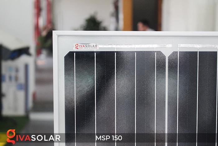 Tấm pin quang điện MONO MSP-150W 5