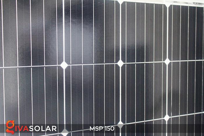 Tấm pin quang điện MONO MSP-150W 8
