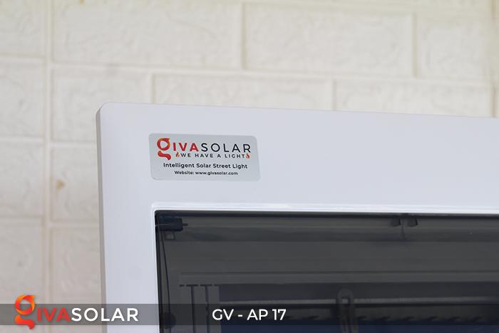 Tủ điện 17 đường sử dụng cho hệ thống năng lượng mặt trời AP-17 3