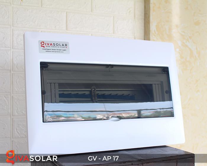 Tủ điện 17 đường sử dụng cho hệ thống năng lượng mặt trời AP-17 4