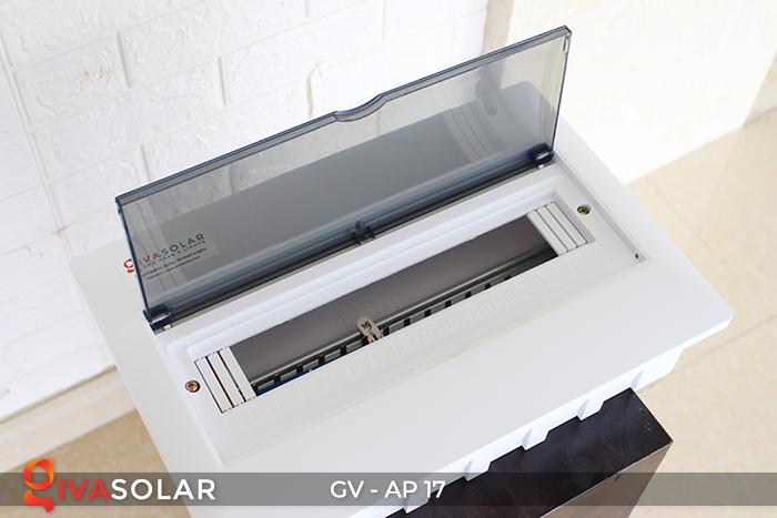 Tủ điện 17 đường sử dụng cho hệ thống năng lượng mặt trời AP-17 7