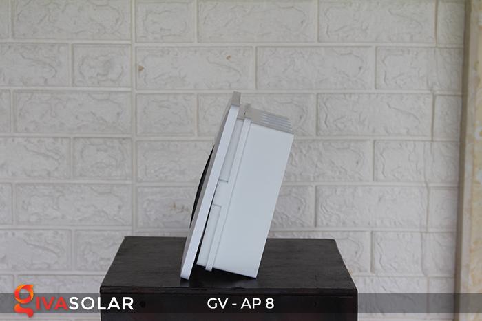 Tủ điện âm tường đáy nhựa 8 đường AP-8 7