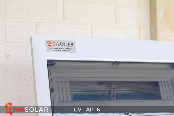 Tủ điện âm tường 16 đường cho hệ thống điện mặt trời AP-16 3