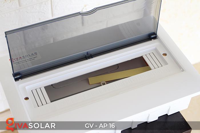 Tủ điện âm tường 16 đường cho hệ thống điện mặt trời AP-16 5