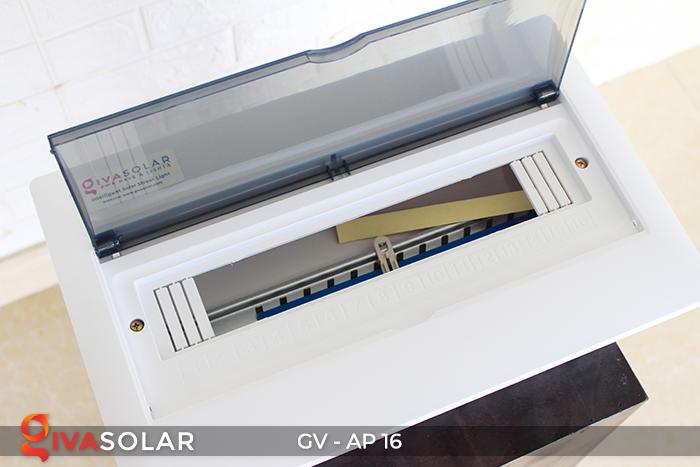 Tủ điện âm tường 16 đường cho hệ thống điện mặt trời AP-16 6