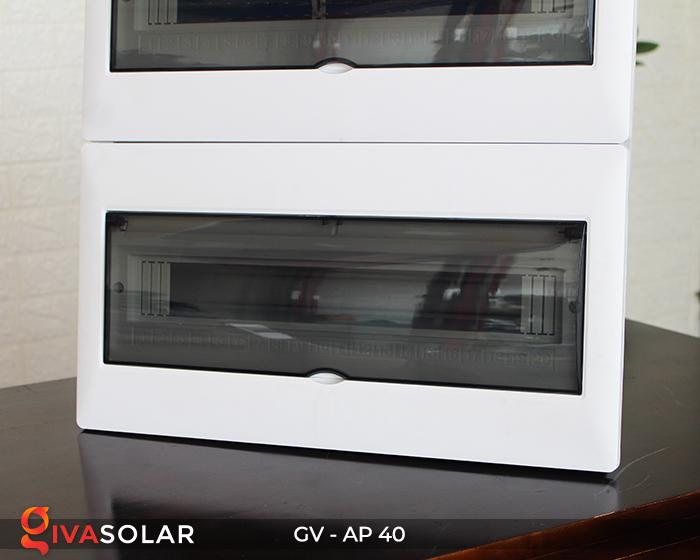 Tủ điện cho hệ thống điện mặt trời AP-40 way 12