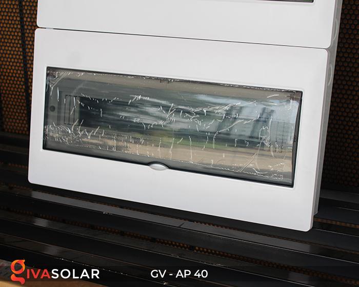 Tủ điện cho hệ thống điện mặt trời AP-40 way 3