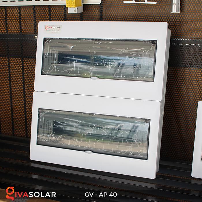 Tủ điện cho hệ thống điện mặt trời AP-40 way 4