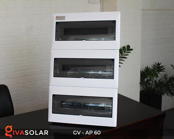 Tủ điện dùng cho hệ thống năng lượng mặt trời AP-60 đường 1