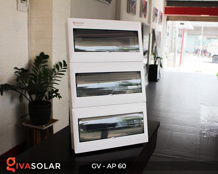 Tủ điện dùng cho hệ thống năng lượng mặt trời AP-60 đường 3