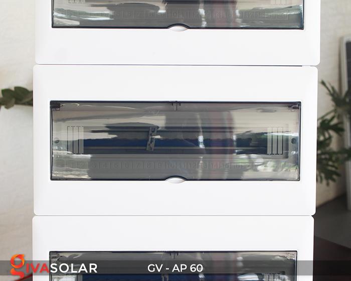 Tủ điện dùng cho hệ thống năng lượng mặt trời AP-60 đường 5