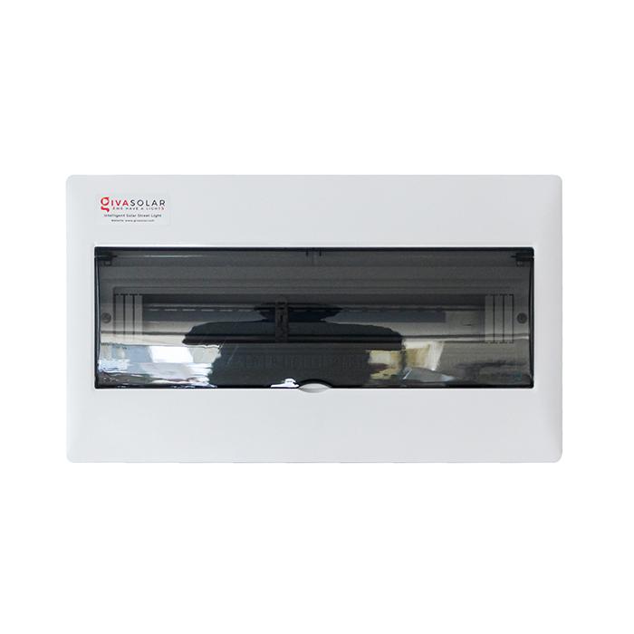 Tủ điện âm tường sử dụng trong hệ thống năng lượng mặt trời AP-21 đường 0