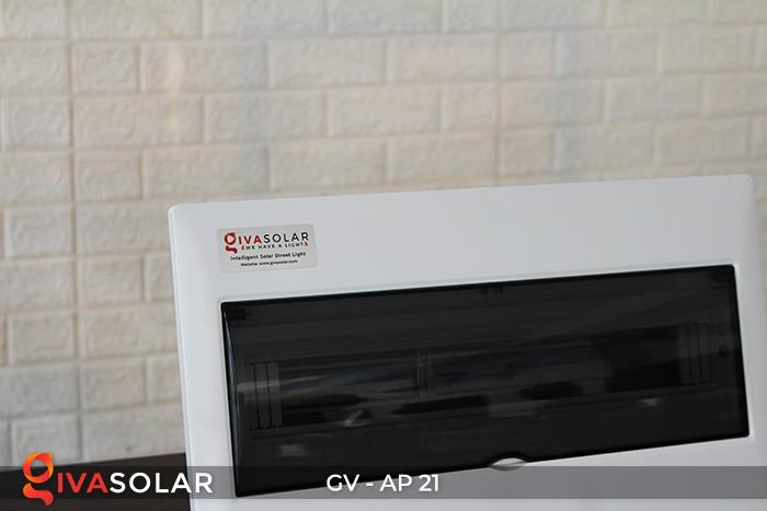 Tủ điện âm tường sử dụng trong hệ thống năng lượng mặt trời AP-21 đường 3