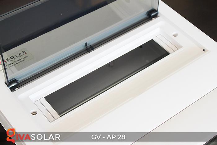 Tủ điện năng lượng mặt trời âm tường AP-28 way 4
