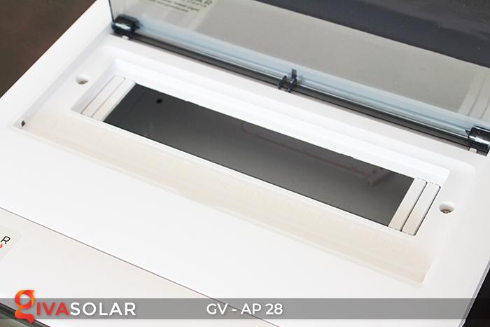 Tủ điện năng lượng mặt trời âm tường AP-28 way 5