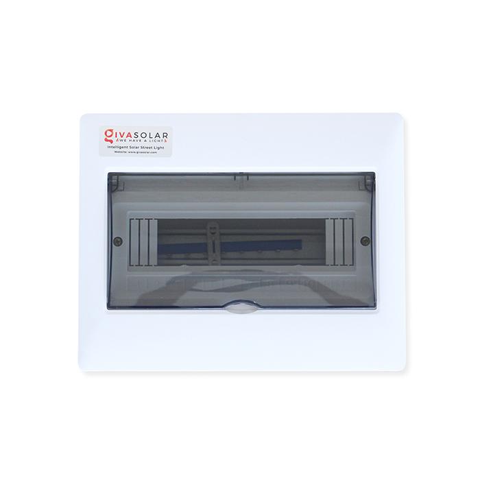 Tủ điện năng lượng mặt trời âm tường 12 đường AP-12 0