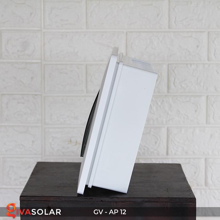 Tủ điện năng lượng mặt trời âm tường 12 đường AP-12 2