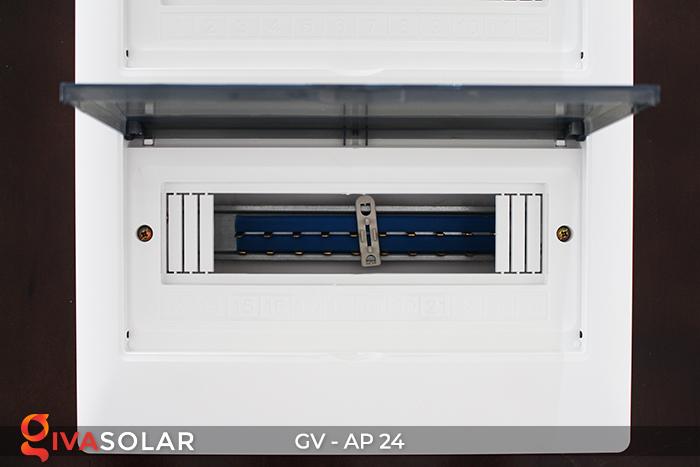 Tủ điện năng lượng mặt trời âm tường AP-24 đường 15