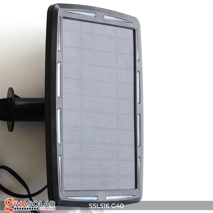 Dây đèn bóng led chạy bằng năng lượng mặt trời SSL516 17