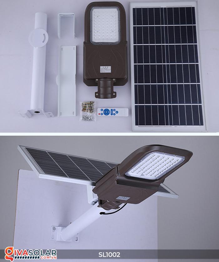 Đèn đường chạy bằng năng lượng mặt trời SL1002 1