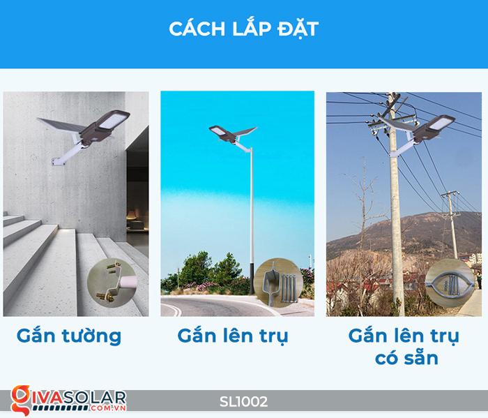 Đèn đường chạy bằng năng lượng mặt trời SL1002 11