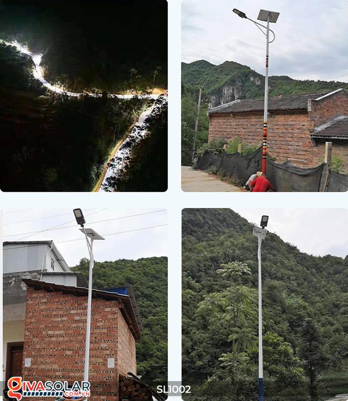 Đèn đường chạy bằng năng lượng mặt trời SL1002 13