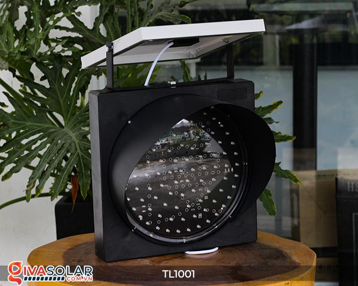 Đèn giao thông năng lượng mặt trời cảnh báo đi chậm TL1001 11