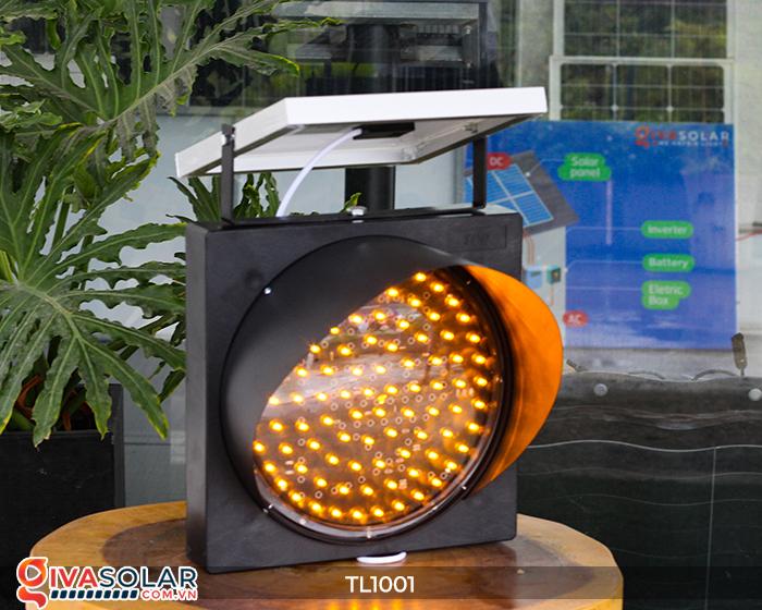 Đèn giao thông năng lượng mặt trời cảnh báo đi chậm TL1001 5