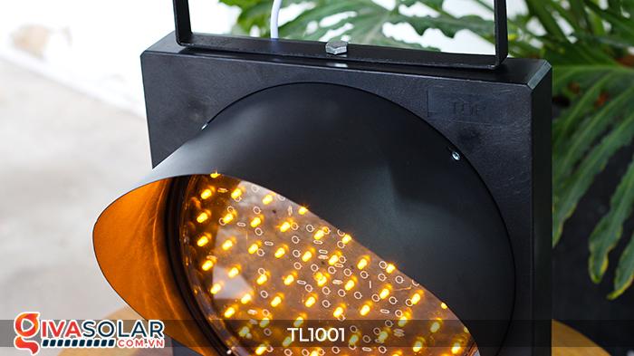 Đèn giao thông năng lượng mặt trời cảnh báo đi chậm TL1001 6