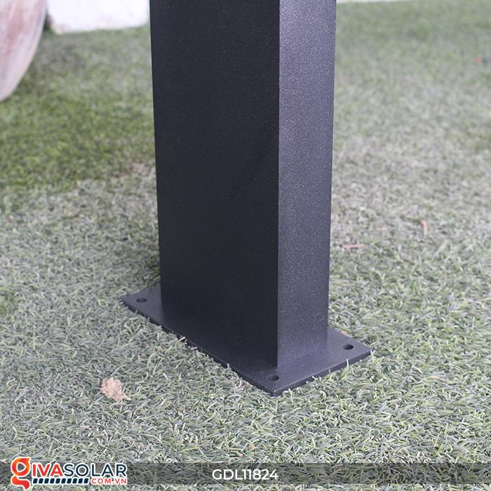 Đèn trụ sân vườn tích hợp pin năng lượng mặt trời GDL11824 10