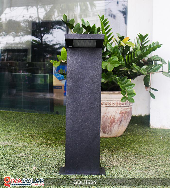 Đèn trụ sân vườn tích hợp pin năng lượng mặt trời GDL11824 15