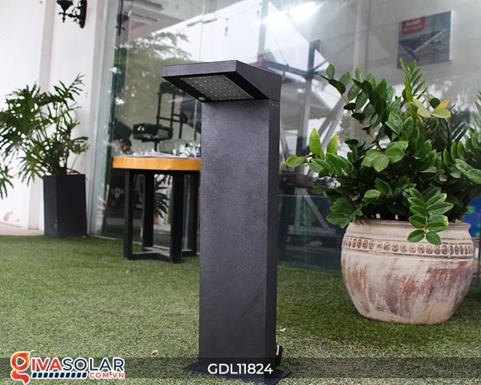 Đèn trụ sân vườn tích hợp pin năng lượng mặt trời GDL11824 16