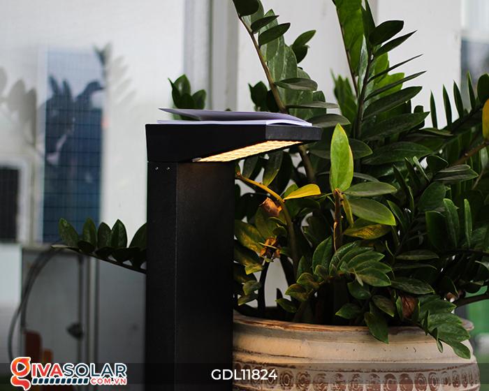 Đèn trụ sân vườn tích hợp pin năng lượng mặt trời GDL11824 17