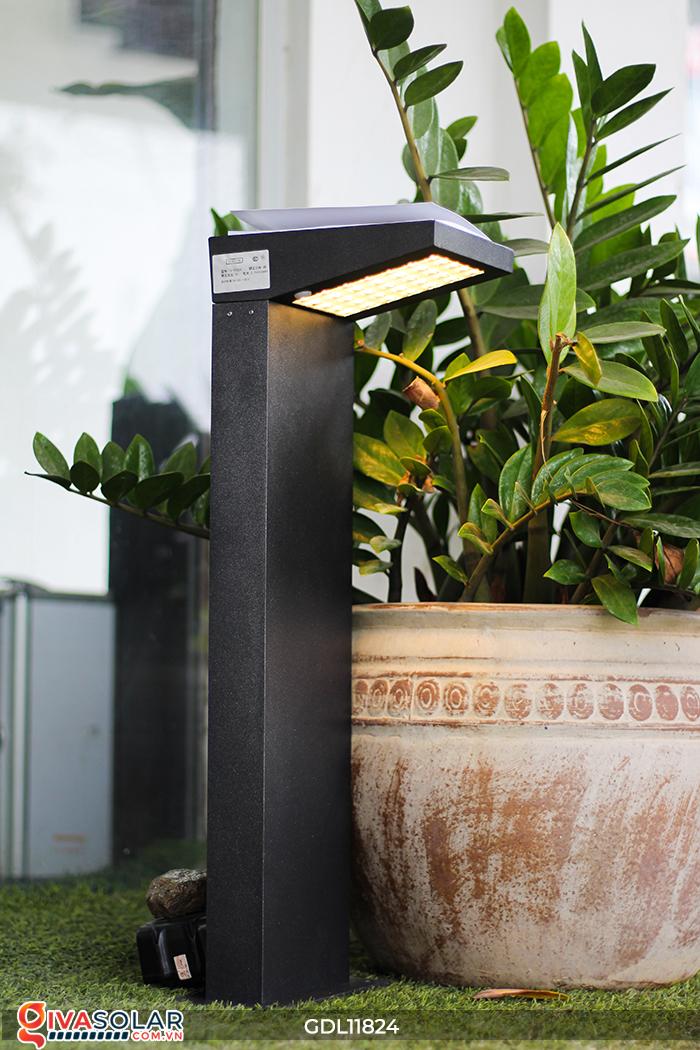 Đèn trụ sân vườn tích hợp pin năng lượng mặt trời GDL11824 19