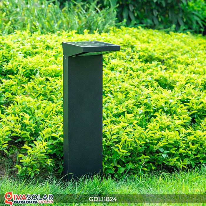 Đèn trụ sân vườn tích hợp pin năng lượng mặt trời GDL11824 3