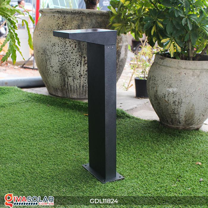Đèn trụ sân vườn tích hợp pin năng lượng mặt trời GDL11824 6