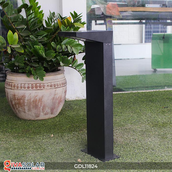 Đèn trụ sân vườn tích hợp pin năng lượng mặt trời GDL11824 7